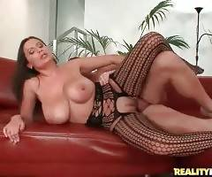 Breasted Hottie Loves To Get Fucked Hard 2